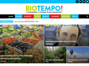 biotempo maintenance assistance administration