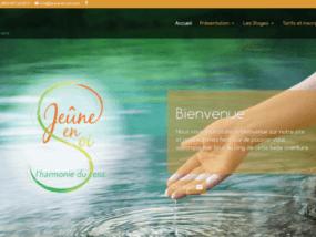jeune-en-soi.com design de site création administration