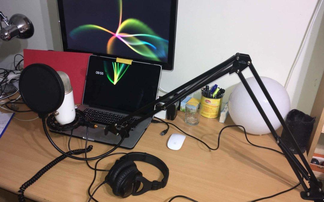 Micro Yeti Blue : Mon petit studio multimédia