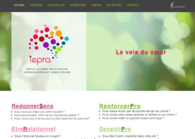 Institut Européen de Formations Professionnelles en Relation d'Aide (iepra)