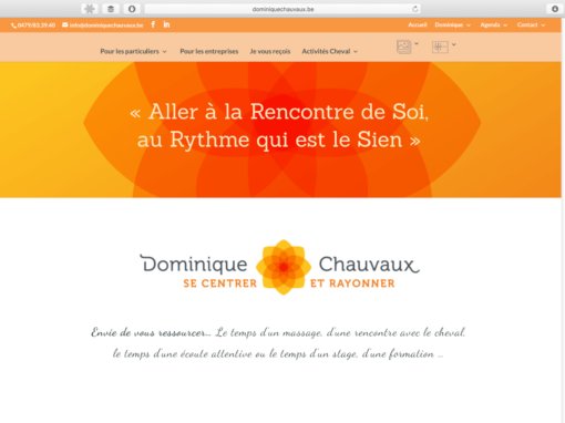 Dominique Chauvaux – Coaching & Massage