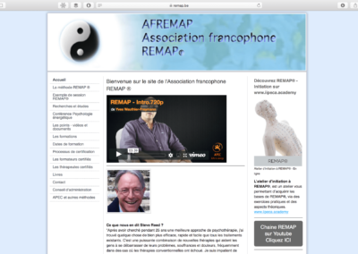 Association francophone REMAP