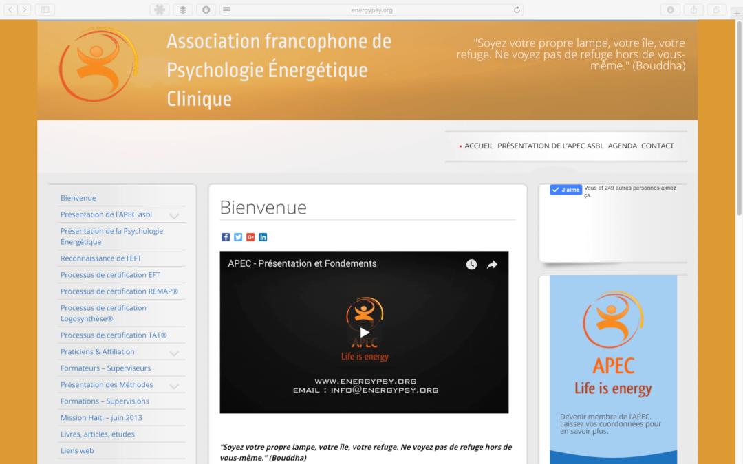 Association francophone de Psychologie Énergétique Clinique