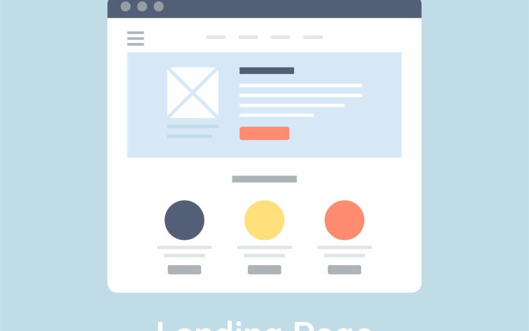 6 Recommandations pour une bonne Landing Page